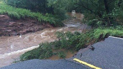 В штате Мичиган масштабное наводнение