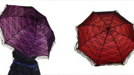 Очень необычные дизайнерские зонты (Фото)