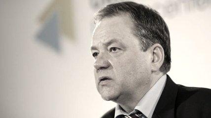 "Умер замглавы ""Нафтогаза"" Александр Тодийчук"