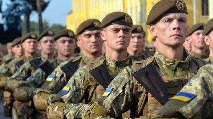 Сегодня - День Сухопутных войск ВСУ