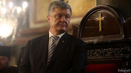Порошенко пообещал украинцам религиозную свободу
