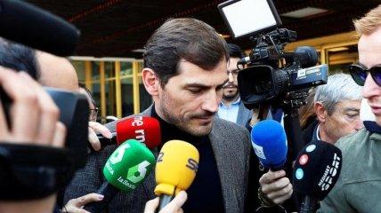 Касильяс пообещал вернуться в Реал