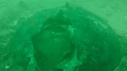 В Севастополе уничтожили морскую мину