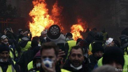 Яркие, настойчивые и жестокие: итоги 2018 года в антиправительственных протестах (Фото)