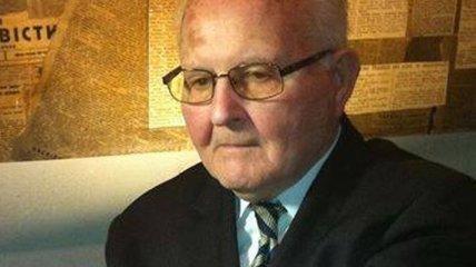 Во Львове умер один из лидеров ОУН, узник лагеря Аушвиц