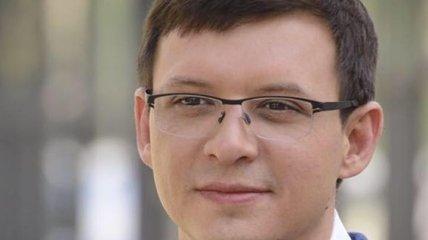 Пашинский просит СБУ и ГПУ возбудить уголовное дело против нардепа Мураева