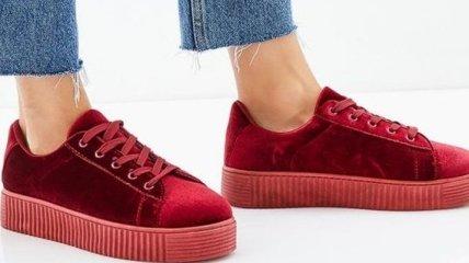 Мода 2020: новинки женских кроссовок (Фото)