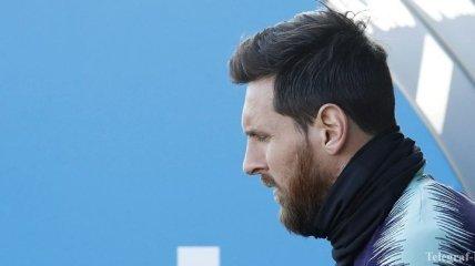 Возвращение Месси в сборную Аргентины может состояться на домашнем стадионе Реала