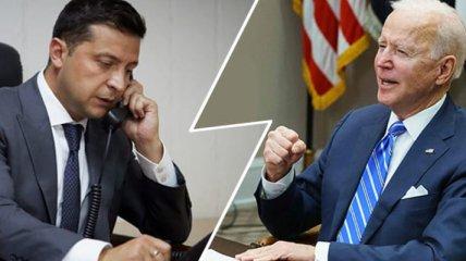 Байден дав обіцянку Зеленському перед зустріччю з Путіним і запросив його в США