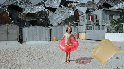 Ностальгия по прошлому в провокационном проекте украинской художницы из Крыма (Фото)