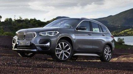 Известна стоимость улучшенного BMW X1