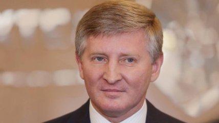 """Ахметов откликнулся на приглашение Порошенко для обсуждения """"мирного плана"""""""