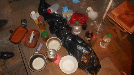 В Конотопе пресекли деятельность крупной нарколаборатории