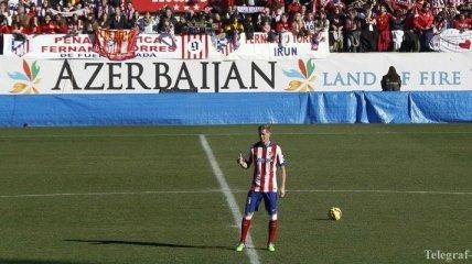 """Фернандо Торрес: Моя мечта - выигрывать трофеи с """"Атлетико"""""""