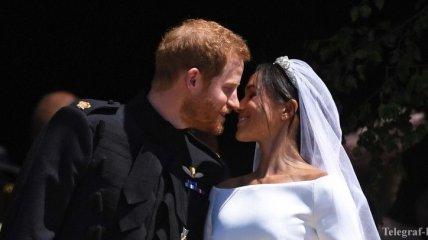 Принц Гарри и Меган Маркл празднуют сегодня годовщину свадьбы