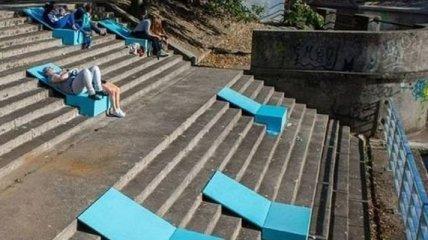Крутые дизайнерские идеи, которые украсили городские улицы (Фото)