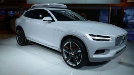 Volvo показала предвестника нового ХС90