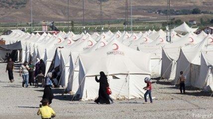 Турция уже потратила $200 млн на содержание беженцев из Сирии