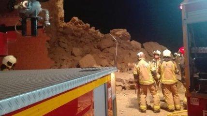 В Испании взорвался завод пиротехники, есть жертвы