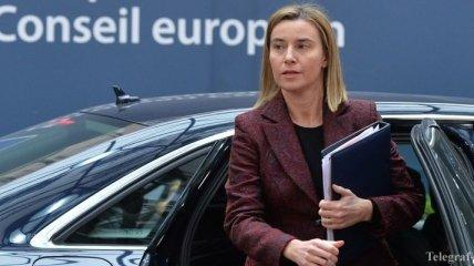 Могерини заявила о необходимости пересмотра проекта ЕС