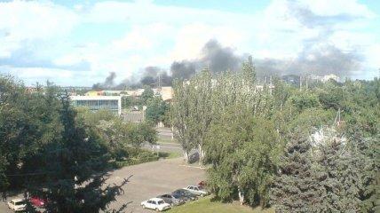 В Краматорске обстреляли жилые районы