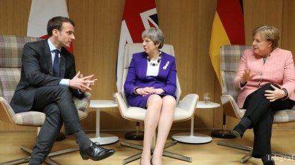 Выход США из СВПД: Британия, Франция и Германия сделали совместное заявление