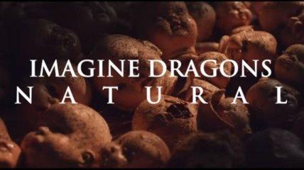 """Imagine Dragons выпустили новый клип на песню """"Natural"""" (Видео)"""