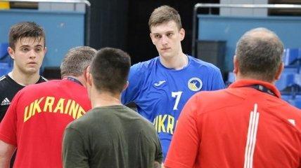 Украина уступила чемпионам мира по гандболу в отборе на Евро-2020