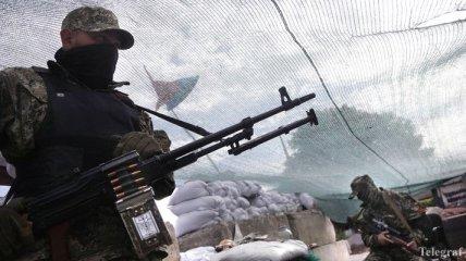Боевики захватили банк в Харцызске
