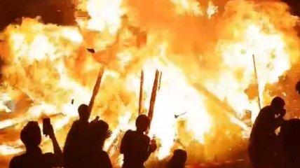 Празднование Ивана Купала обернулось трагедией на Житомирщине (фото, видео)