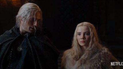 """Netflix презентовал первый трейлер """"Ведьмака 2"""" и раскрыл дату выхода нового сезона (видео)"""