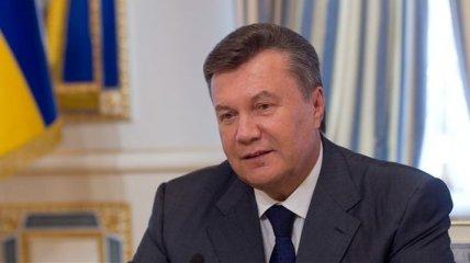 Янукович пообещал выполнить решение ЕСПЧ по Тимошенко и Луценко