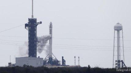 Запуск Crew Dragon отменили: следующую попытку предпримут 30 мая