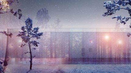 Архитекторы разработали проект дома для Санта Клауса