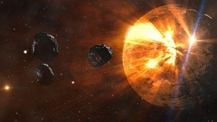 Ученые: Астероид, погубивший динозавров, на два года погрузил Землю в темноту