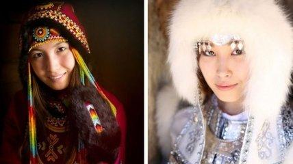 Колоритные снимки представителей коренных народов Севера (Фото)