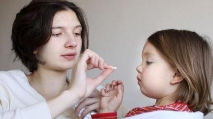 За 2 летних месяца 89 тысяч украинских детей заболели гриппом