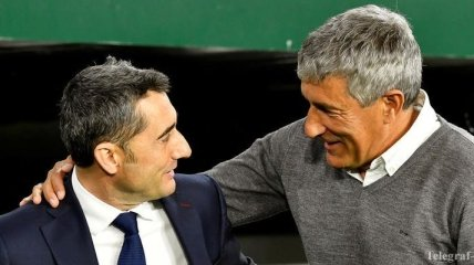 Официально: Кике Сетьен - главный тренер Барселоны