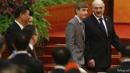 Лукашенко: Все мои сыновья президентами быть не хотят