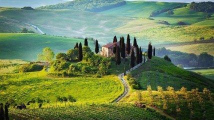 Изумительные пейзажи самого яркого города Италии (Фото)