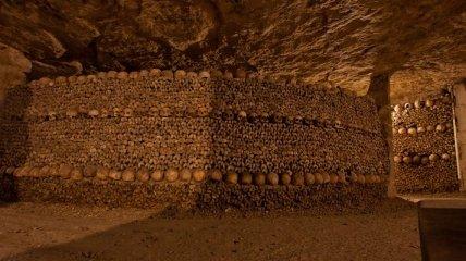 Не для слабонервных: кладбище под ногами (Фото)