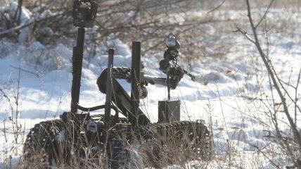 На Донбассе саперы нашли российскую кассетную мину