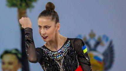 Украинская грация стала мультимедалисткой турнира по художественной гимнастике в Венгрии
