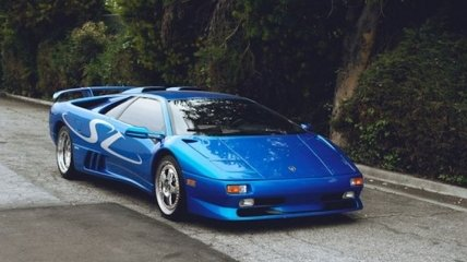 Очень редкая Lamborghini Diablo