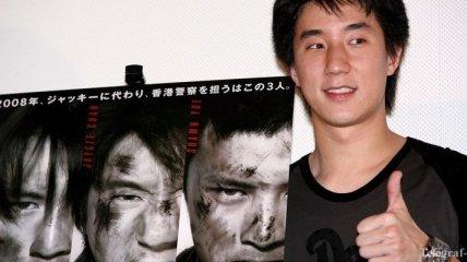 Сын Джеки Чана вышел на свободу после тюремного заключения