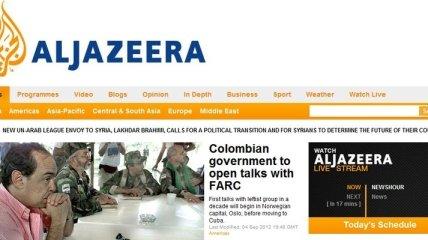 """Сайт """"Аль-Джазиры"""" атаковали сирийские хакеры"""