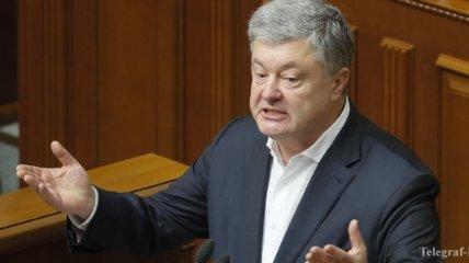 Порошенко прокомментировал пресс-марафон Зеленского: задал неудобные вопросы