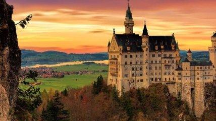 Завораживающие истории старинных замков, которые вас удивят (Фото)