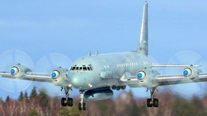 НАТО перехватили российский Ил-20 над Прибалтикой