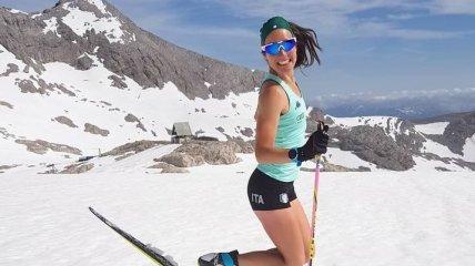 Известная биатлонистка решила оставить большой спорт